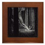 Harbour's Hansel & Gretel Framed Tile