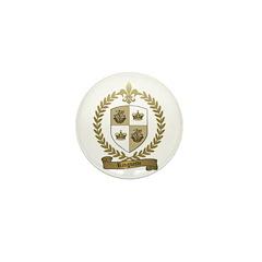 RINGUETTE Family Crest Mini Button (10 pack)