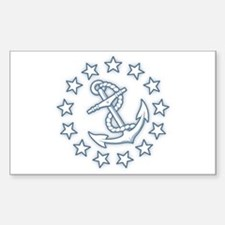 Ensign Rectangle Decal