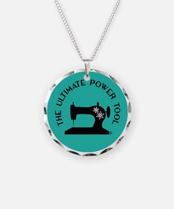 Sew Sassy - Ultimate Power T Necklace