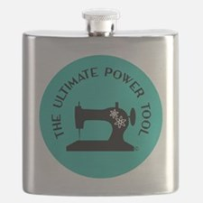 Sew Sassy - Ultimate Power Tool Flask
