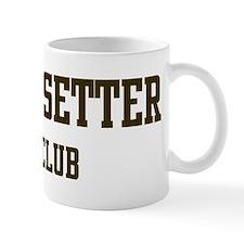 Gordon Setter Fan Club Mug