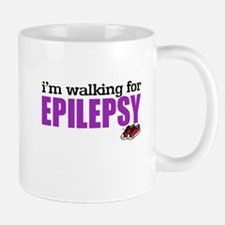 I'm walking for Epilepsy Mug