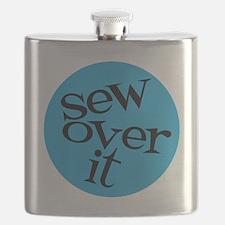 Sew Sassy - Sew Over It Flask