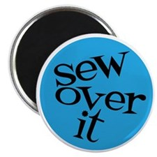 Sew Sassy - Sew Over It Magnet