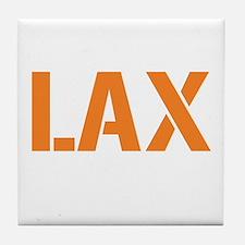 AIRCODE LAX Tile Coaster