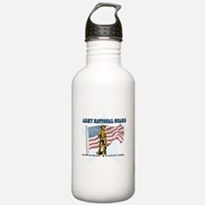 Army National Guard Water Bottle
