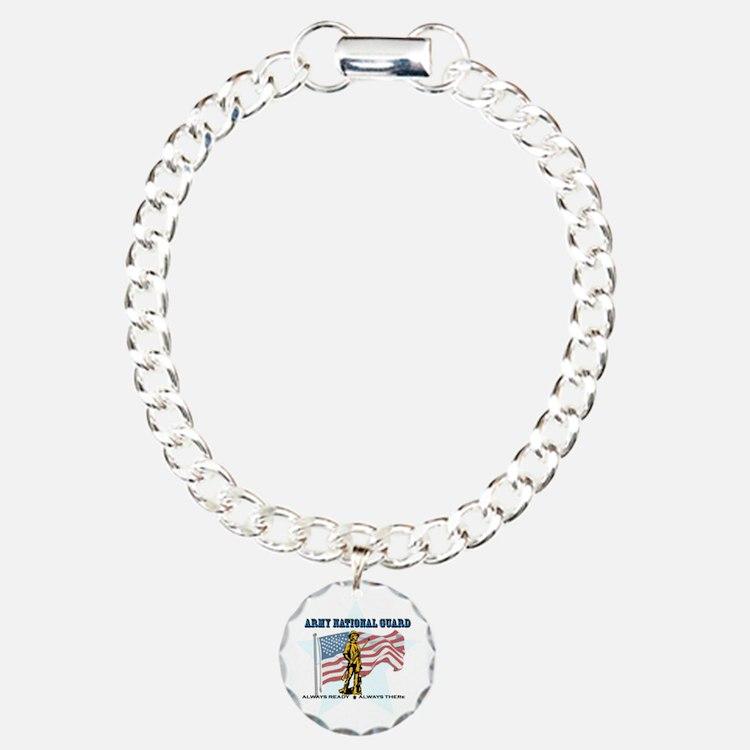 Army National Guard Bracelet