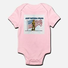 Army National Guard Infant Bodysuit