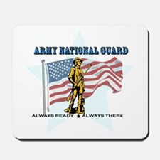 Army National Guard Mousepad