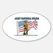 Army National Guard Decal