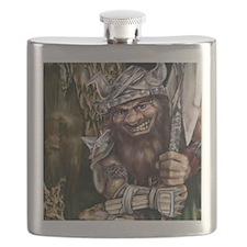 Mad Dwarf Flask