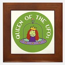 Sew Sassy / Knit Sassy - Queen of the  Framed Tile