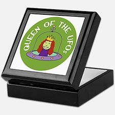 Sew Sassy / Knit Sassy - Queen of the Keepsake Box