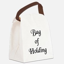Bag of Holding Canvas Lunch Bag