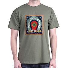 Good Luck Vintage Label T-Shirt