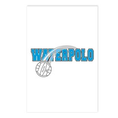 WATER POLO! Postcards (Package of 8)