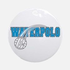WATER POLO! Ornament (Round)