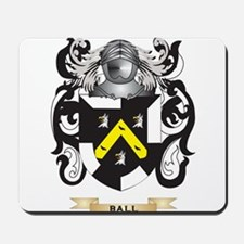 Ball-(drogheda) Coat of Arms Mousepad