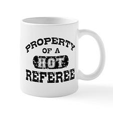 Property of a Hot Referee Mug
