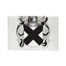 Ballard Coat of Arms Rectangle Magnet