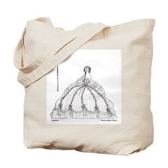 Harbour's Cinderella Tote Bag