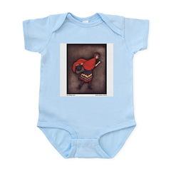 Harbour's Red Riding Hood Infant Bodysuit