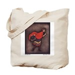 Harbour's Red Riding Hood Tote Bag