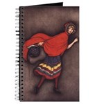 Harbour's Red Riding Hood Journal