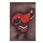 Harbour's Red Riding Hood Postcards (Package of 8)