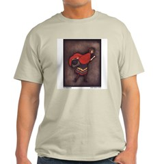 Harbour's Red Riding Hood Ash Grey T-Shirt