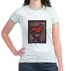 Harbour's Red Riding Hood T