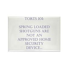 Shotgun Rectangle Magnet (100 pack)