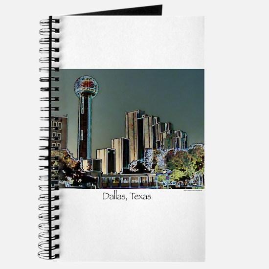 Dallas in Neon Journal