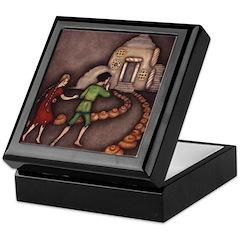 Harbour's Hansel & Gretel Keepsake Box
