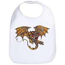 Dragon & the Sword Bib