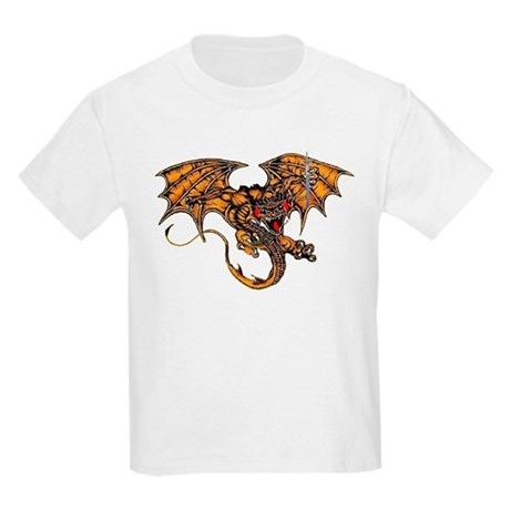 Dragon & the Sword Kids T-Shirt