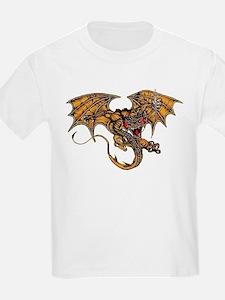 Dragon & the Sword Kids T-Shirt
