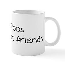 Bich-Poos make friends Mug