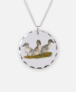Saxony Ducklings Necklace