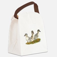 Saxony Ducklings Canvas Lunch Bag