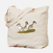 Saxony Ducklings Tote Bag