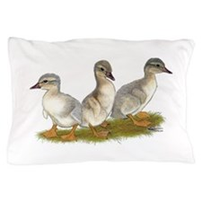Saxony Ducklings Pillow Case