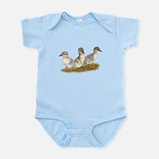 Saxony Ducklings Body Suit