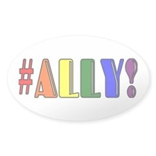 Ally Decal