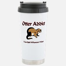 Otter Addict Mugs