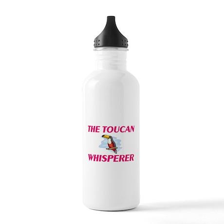 The Toucan Whisperer Stainless Water Bottle 1.0L