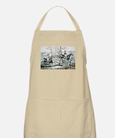 Fox chase - In full cry - 1846 Light Apron