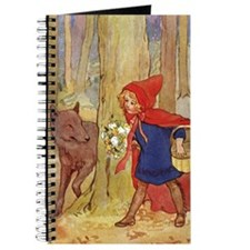 Tarrant's Red Riding Hood Journal