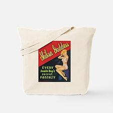 Cute Yiddish Tote Bag